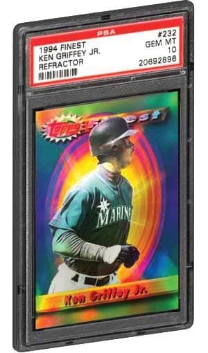 Top 20 Ken Griffey Jr Rookie Card List Baseball Card Values