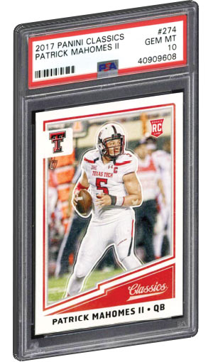 Top 15 Patrick Mahomes Rookie Card To Buy Now Mahomes On Fire