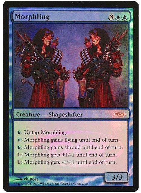BEST BLUE MTG CARDS TO GET PSA GRADED MORPHLING