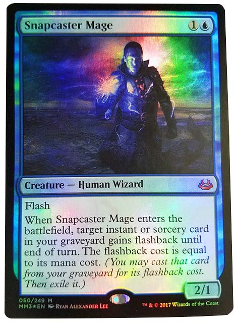 Best BLUE MTG cards to get PSA graded SNAPCASTER MAGE INVESTING IN MAGIC THE GATHERING