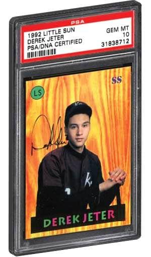 Derek Jeter Rookie Card Value Top 20 Jeter Baseball Cards