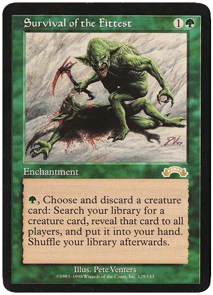 best green mtg cards in commander format magic the gathering deck build