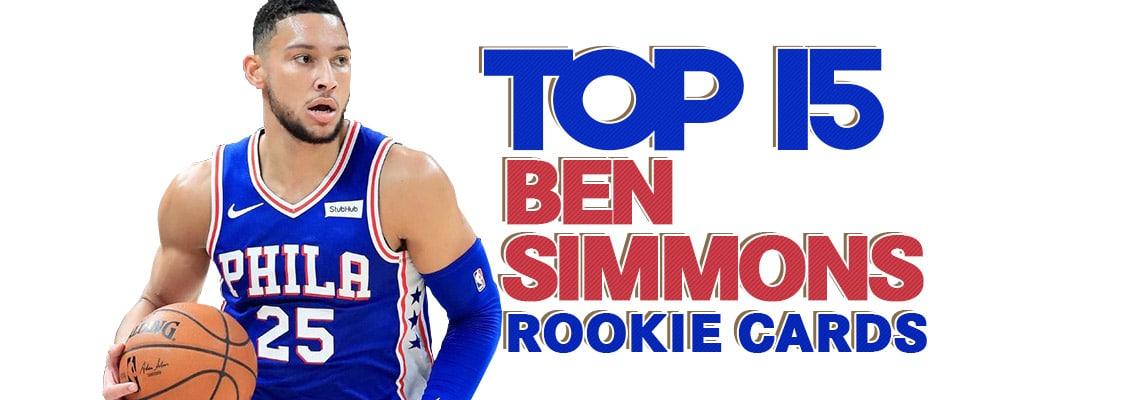 Ben Simmons Rookie Card List Top 15