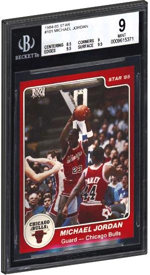 Top 20 Most Valuable Michael Jordan Basketball Card List