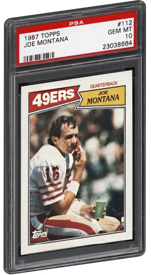Sports Mem, Cards & Fan Shop Huge Psa 10 Graded Gem Mint 96 Card Lot Perfect Cards Base Foot Ball Hof Re Sell Fast Color