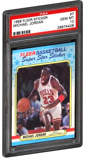 purchase cheap 84e33 f15fe TOP 20 - Most Valuable Michael Jordan Basketball Card List ...