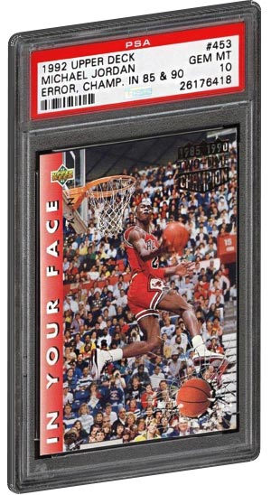 Top 20 Most Valuable Michael Jordan Basketball Card List