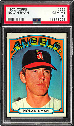 Top 15 Nolan Ryan Baseball Card List Highest Rookie Card Value