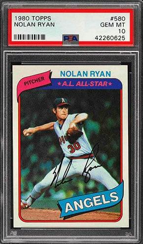 Top 15 Nolan Ryan Baseball Card List Highest Rookie Card Value