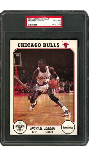 Top 20 Michael Jordan Cards From The 80s Most Valuable